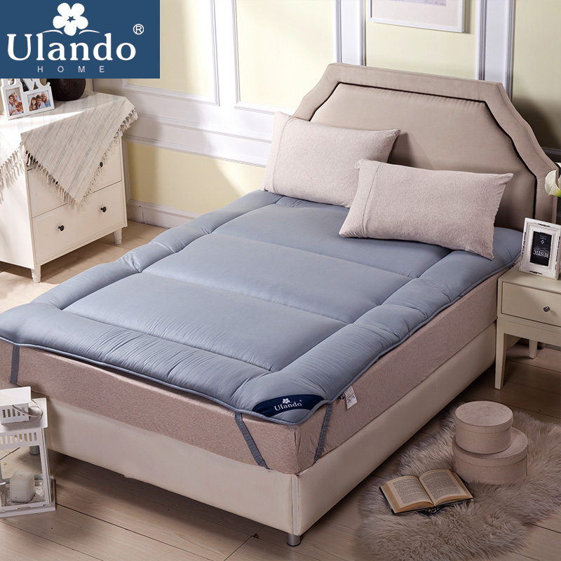 Turandot excellent 8cm thick bamboo tatami mattress mattress single double futon mattress pad is student