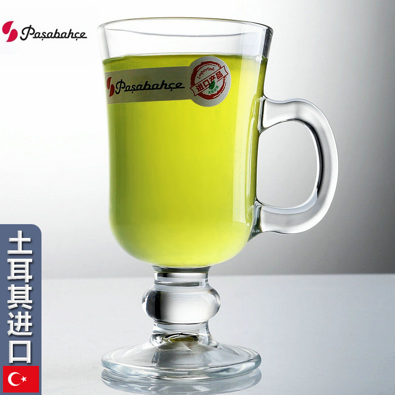 Turkey imports of creative heat tall high temperature resistant glass cups juice cup coffee cup tea cup creative cup child