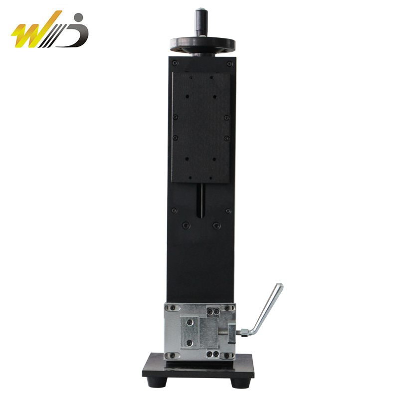 Uélé 361-degree push pull force gauge test rack spiral vertical and horizontal dual testboard wml push pull force gauge test machine