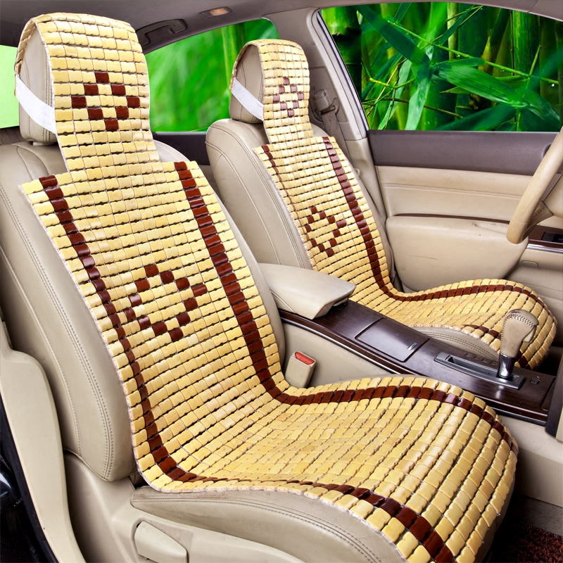 Pleasing Buy Universal Car Seat Summer Summer Bamboo Wooden Bead Bead Squirreltailoven Fun Painted Chair Ideas Images Squirreltailovenorg