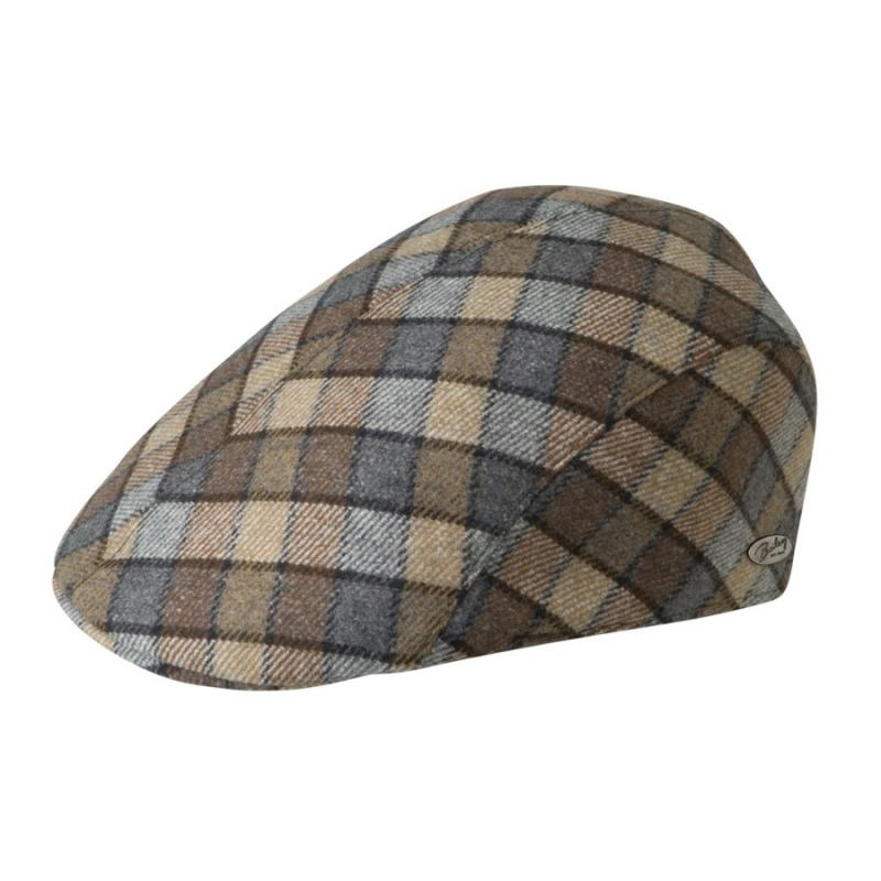 Us direct mail bailey of hollywood 19942 autumn and winter woolen plaid cap free shipping