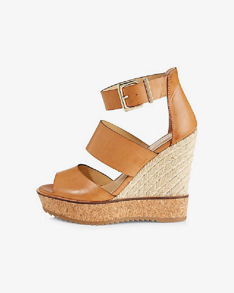 Us Direct Mail Express 312085 Fashion Shoes Sandals Slope With Open Toe Bag 10ae 1shipping