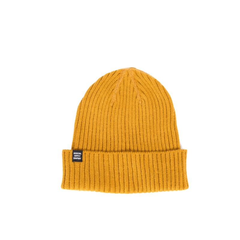 54b6f8fede69c Get Quotations · Us direct mail herschel supply 1014-0147 men baotou hat  knitted wool cap skullcap