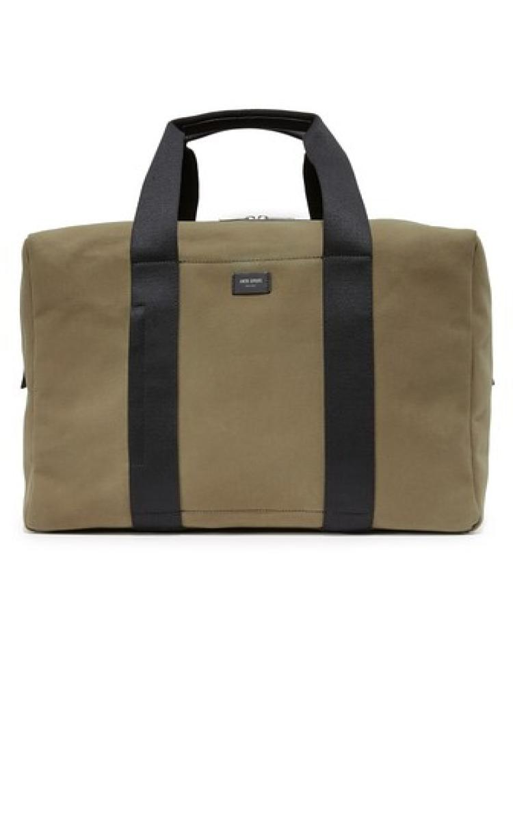 Us direct mail jack spade E9771D canvas tote bag leisure bag man bag