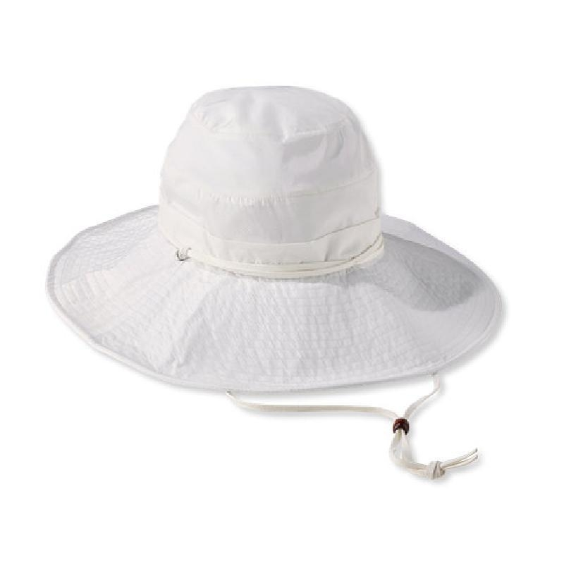 Us direct mail l. l. bean penn TA301013 shirtwaist wide brimmed sun hat ms. visor hat