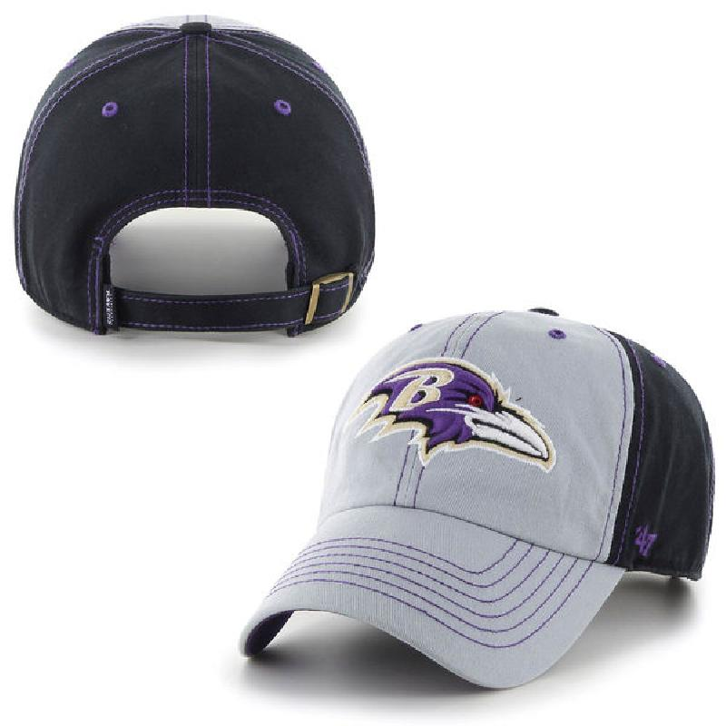 Us direct mail nfl baltimore ravens 2039578 new cotton men hat adjustable baseball cap