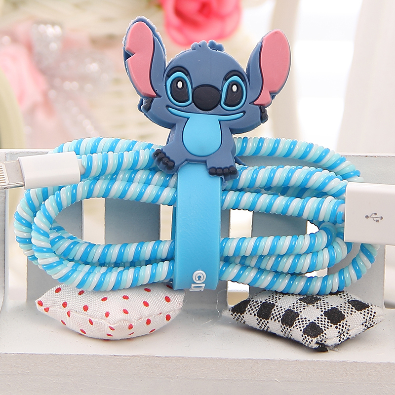 V & z andrews apple phone data cable data line protection rope rope protective sleeve headphone winder
