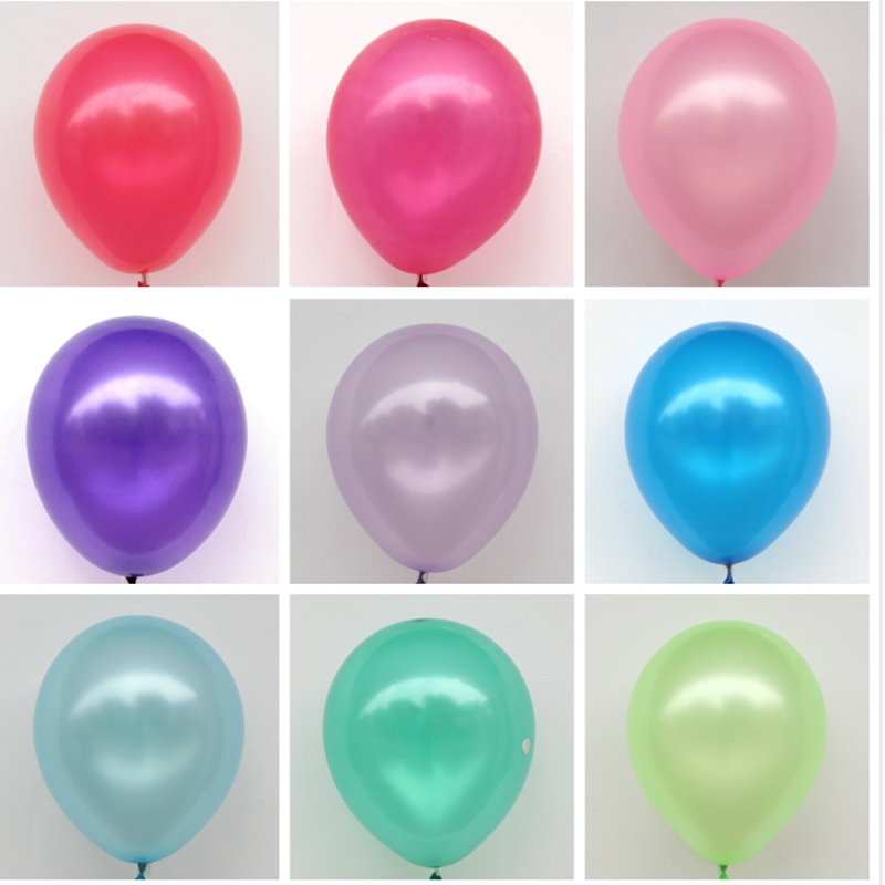 Valentines day balloon pearl balloons balloon arches arranged marriage room decoration wedding birthday party