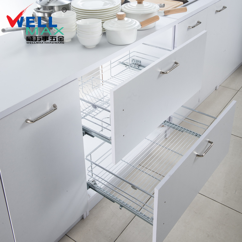 Viagra mastercard/wellmax kitchen cabinets baskets baskets damping drawer double dish rack dishes dishes basket