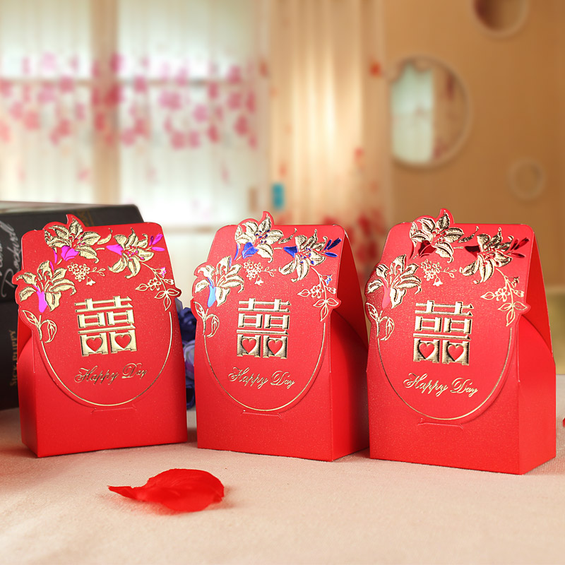 Victoria vine wedding candy box creative 2016 wedding supplies wedding candy box candy box candy bags candy box wedding supplies