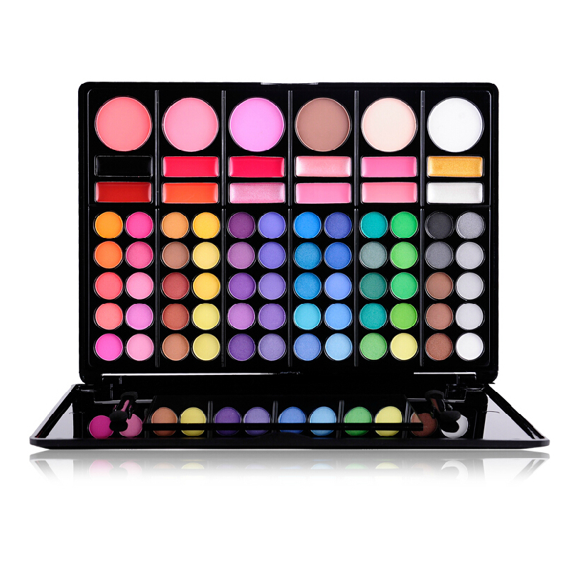 VOCE78 waterproof matte pearl eye shadow color makeup palette eye shadow makeup set lipstick powder makeup beginners