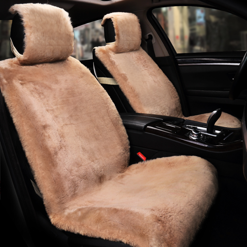 Volvo xc60 xc90 s60l v60 s80l vovol cashmere car seat cushion winter wool upholstery