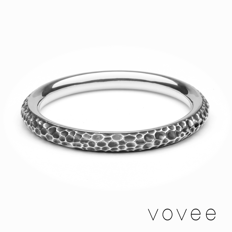 Vovee original handmade custom bracelet s990 sterling silver to do the old retro memories closed bracelet silver jewelry female