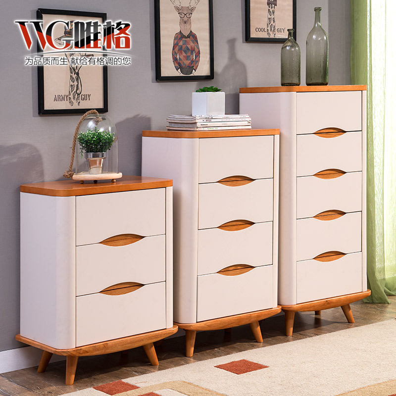 Vvg modern scandinavian style chest of drawers combination of stylish living room three four doo doo cabinet chest of drawers chest of drawers storage cabinets minimalist