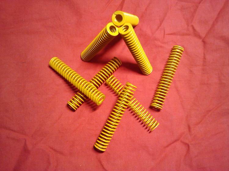 [Wang] shengke ordinary spring 65mn japanese standard die springs mold parts made in china
