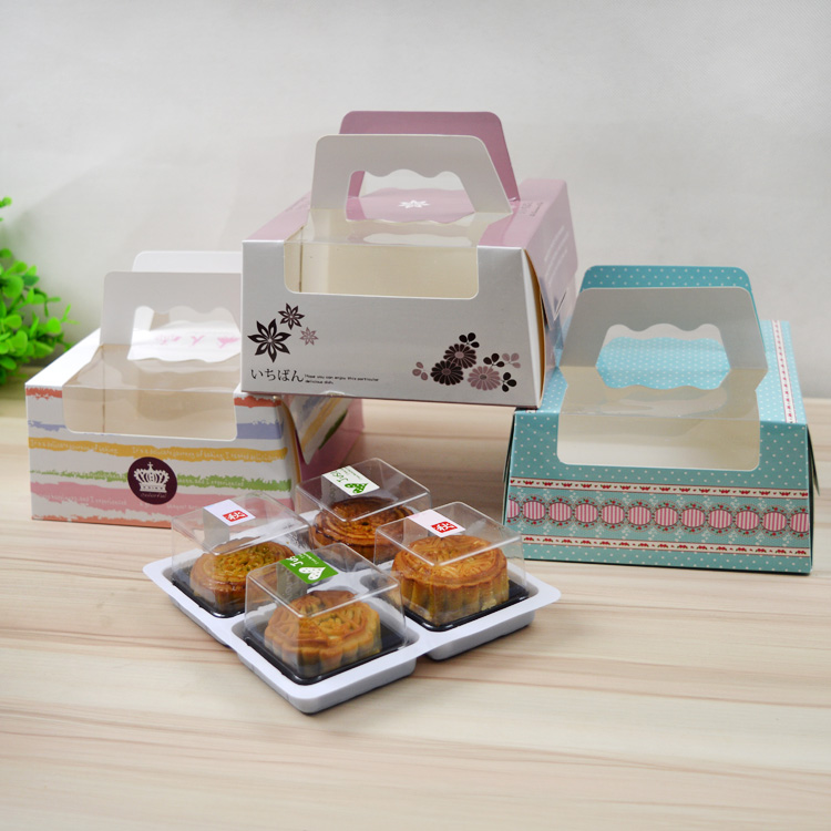 Watson tiancheng 4g portable tablets snowy moon cake boxes yolk crisp snow mei niang box packaging box west point