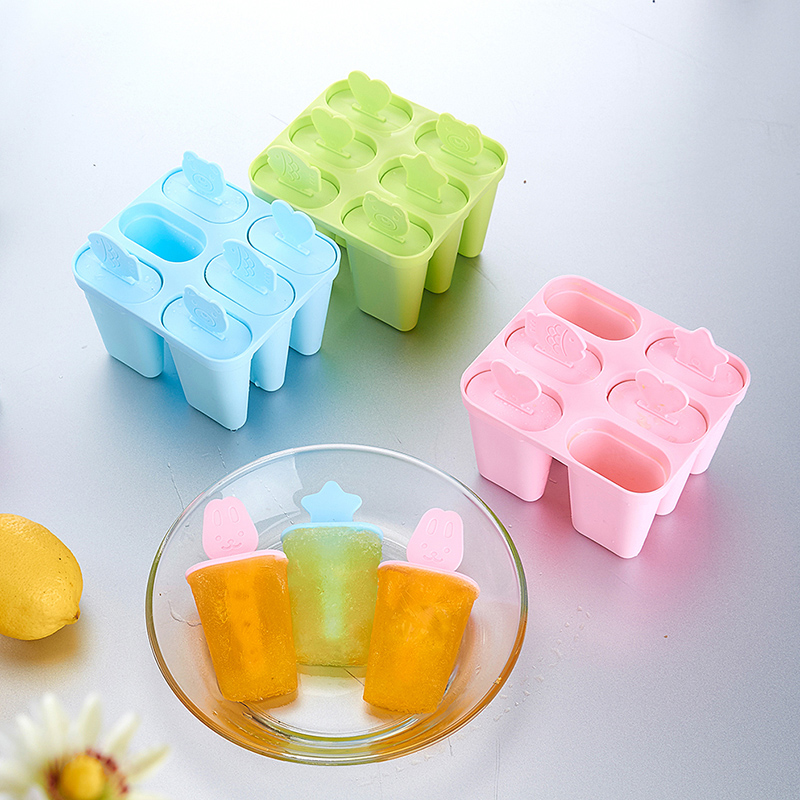 Waugh of waugh creative homemade nonvenomous diy popsicle ice cream popsicle mold ice box ice lattice ice cream sorbet ice block