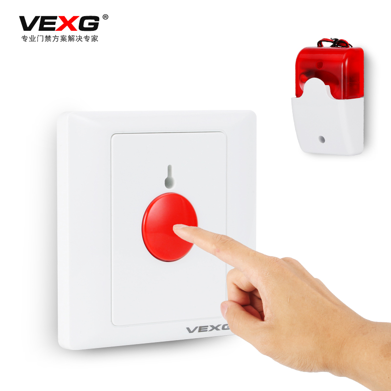 Wei disabled toilet alarm alarm emergency button for help sound and light alarm sound and light alarm 220 v for persons with disabilities