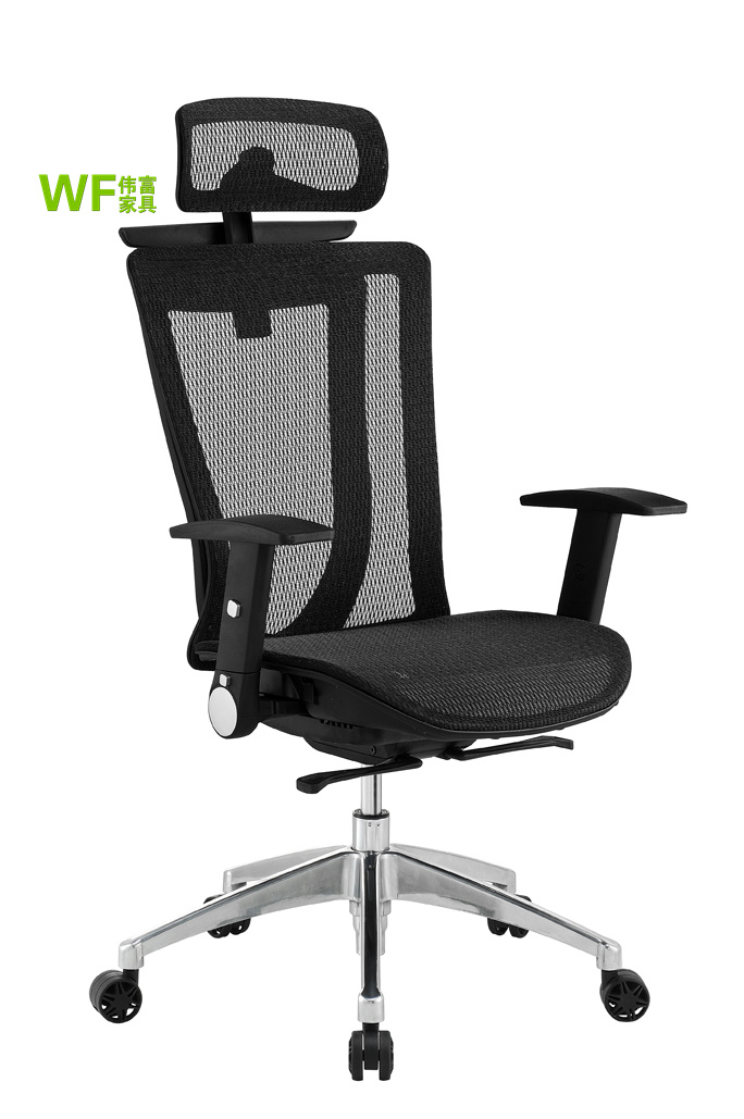 Wei fu office furniture mesh chair manager chair boss chair director chair shanghai office chair swivel chair lift