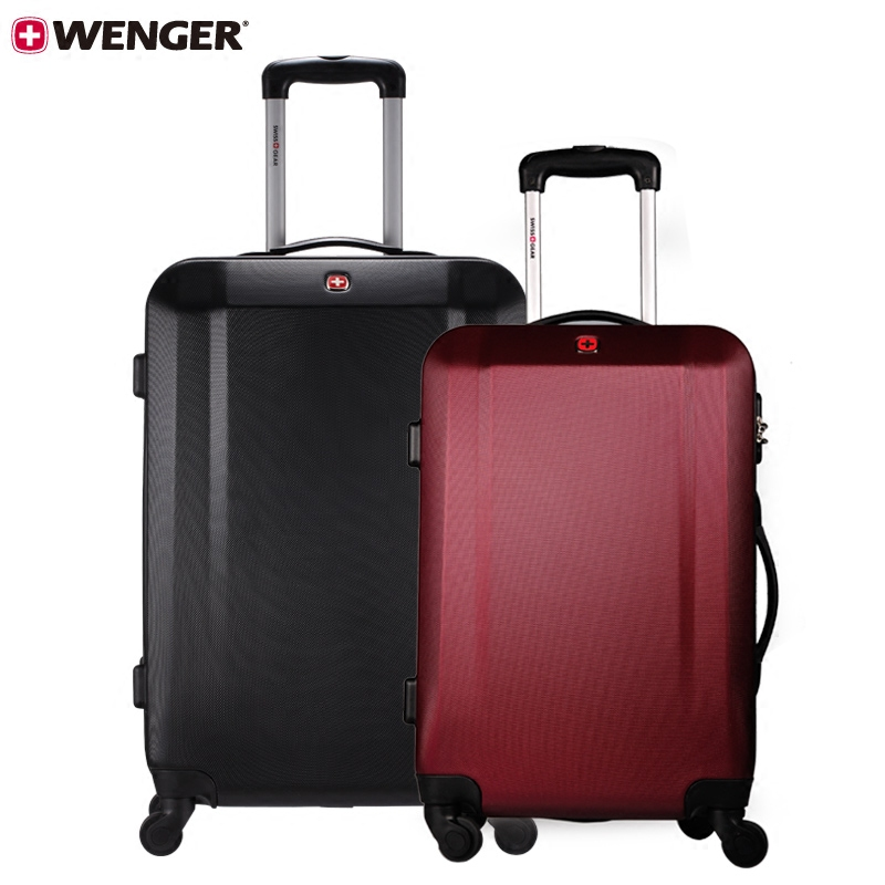 Wenger/wenger swiss army knife wenger22 inch/24 inch trolley case suitcase caster couple boxes suit