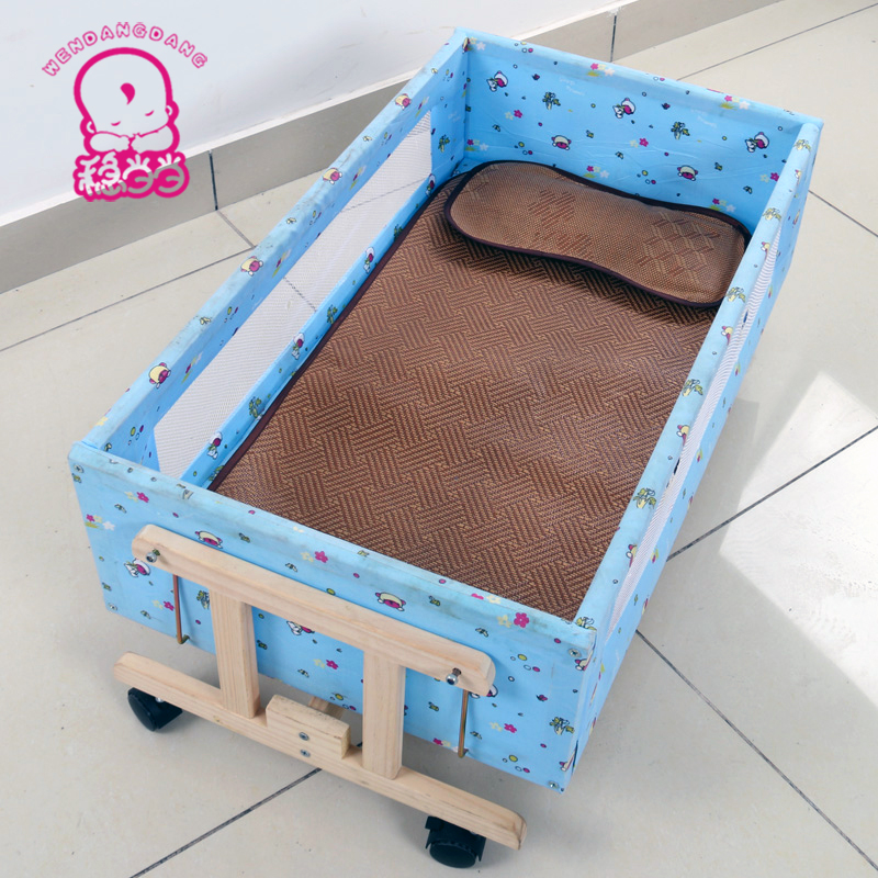 When baby cradle seats royal rattan seats baby crib mat baby seats bed accessories 81*44