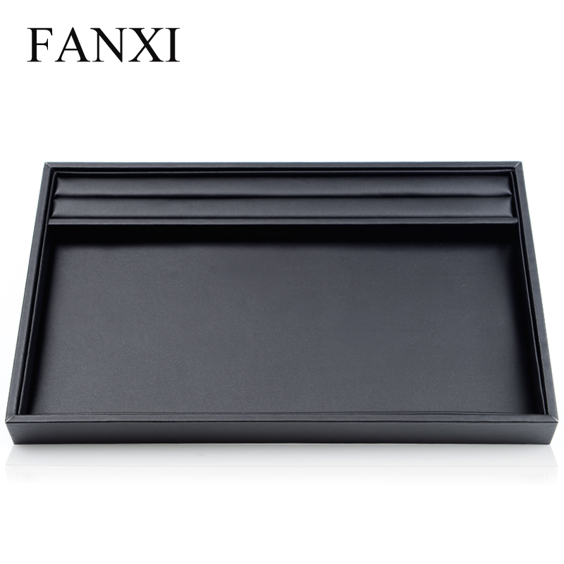 Where the west fanxi pu leather p008 look pallets jewelry tray jewelry ring display tray jewelry display box