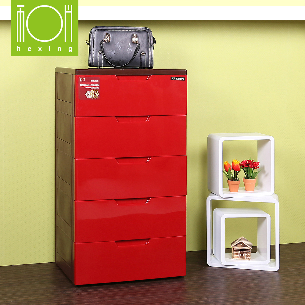 Wo hing genuine increase thick plastic baby wardrobe drawer storage cabinets children objects finishing drawer storage cabinets