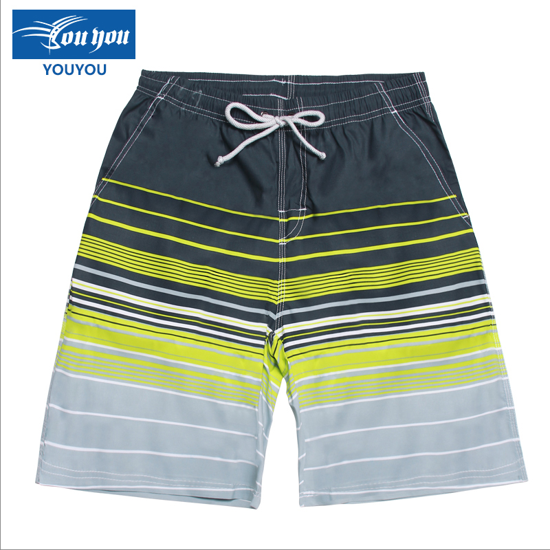 Woo swim summer beach pants men loose beach pants fifth summer plus fertilizer xl sports a large underpants'
