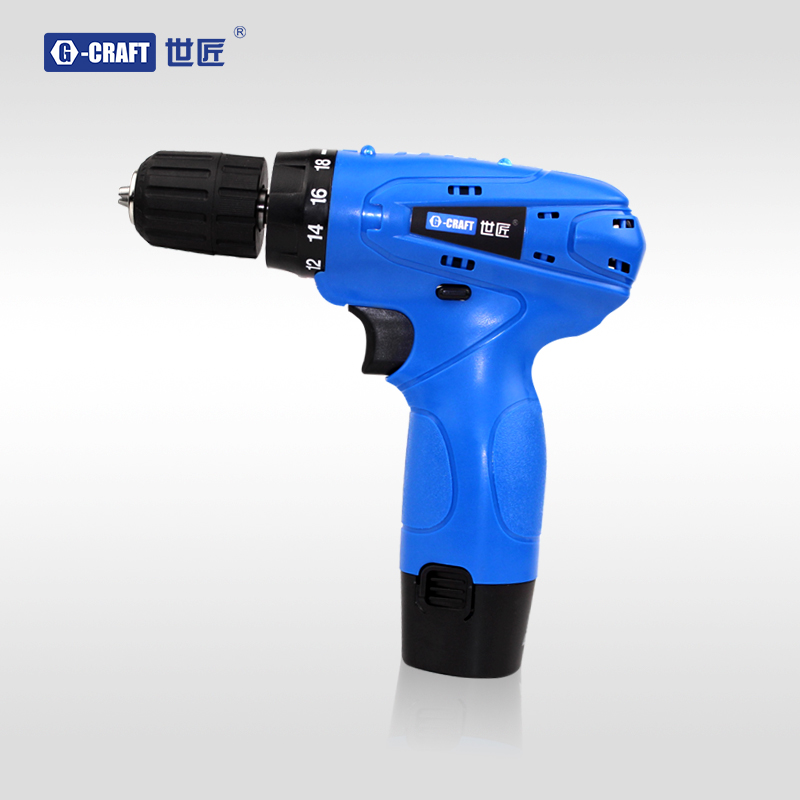 World carpenter v single speed electric screwdriver hand drill rechargeable drill hardware tool kit