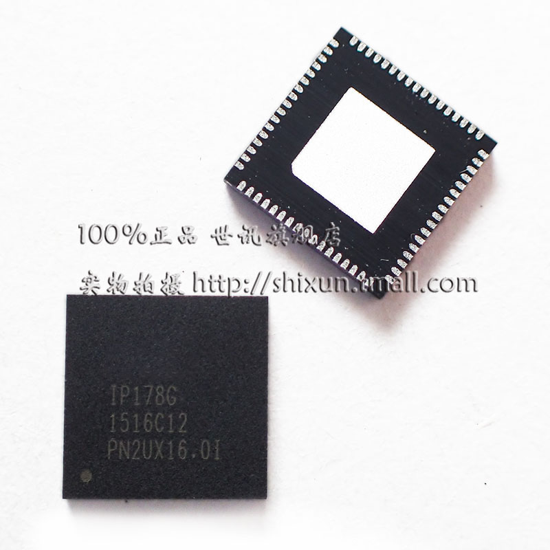[World news] IP178G qfn-68 ethernet switch chip