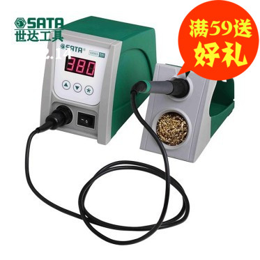 World of tools industrial grade intelligent soldering station soldering iron taipower thermostat thermostat electric iron soldering station 02003