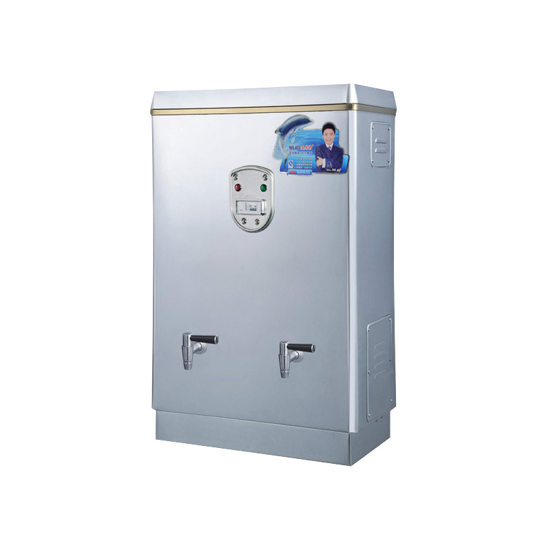 Wright [us] commercial stainless steel electric water boiler open bucket water machine 6kw 40l am-60