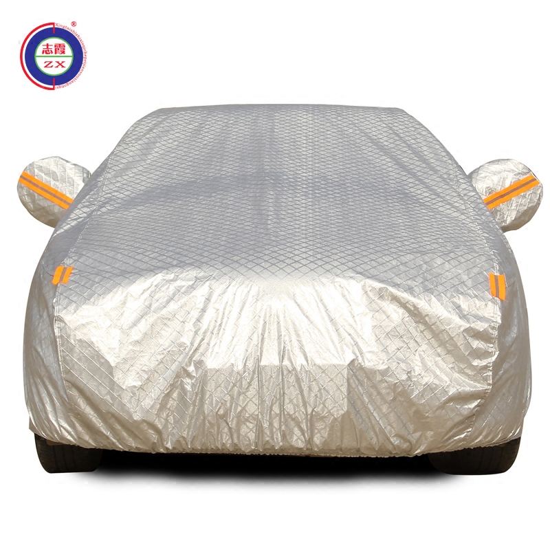 Xia zhi i34150å4160 bmw car sewing sun insulation thicker car cover sun sets rain hail