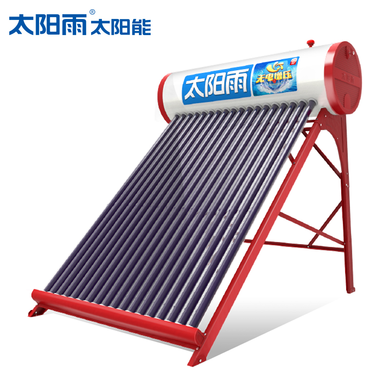Xinghua village amoy sun rain solar water heater without rtvu falls series without electric supercharger system