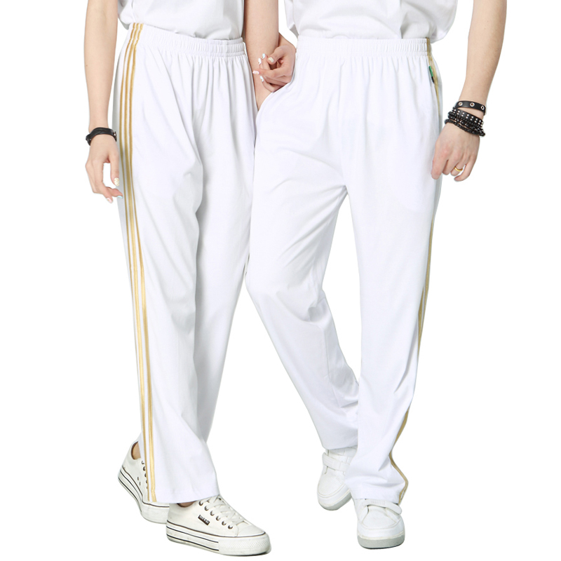 Xl summer korean couple sportswear leisure sports trousers for men and women breathable wicking pants
