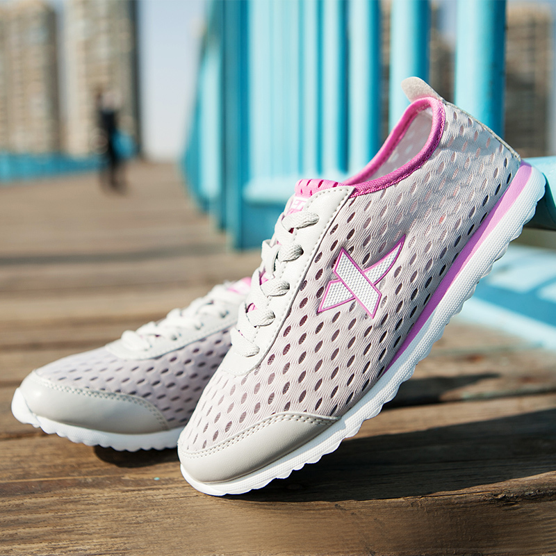 491bd133638 Get Quotations · Xtep shoes 2016 spring models mesh sneakers ladies running  shoes breathable sneakers casual shoes mesh shoes