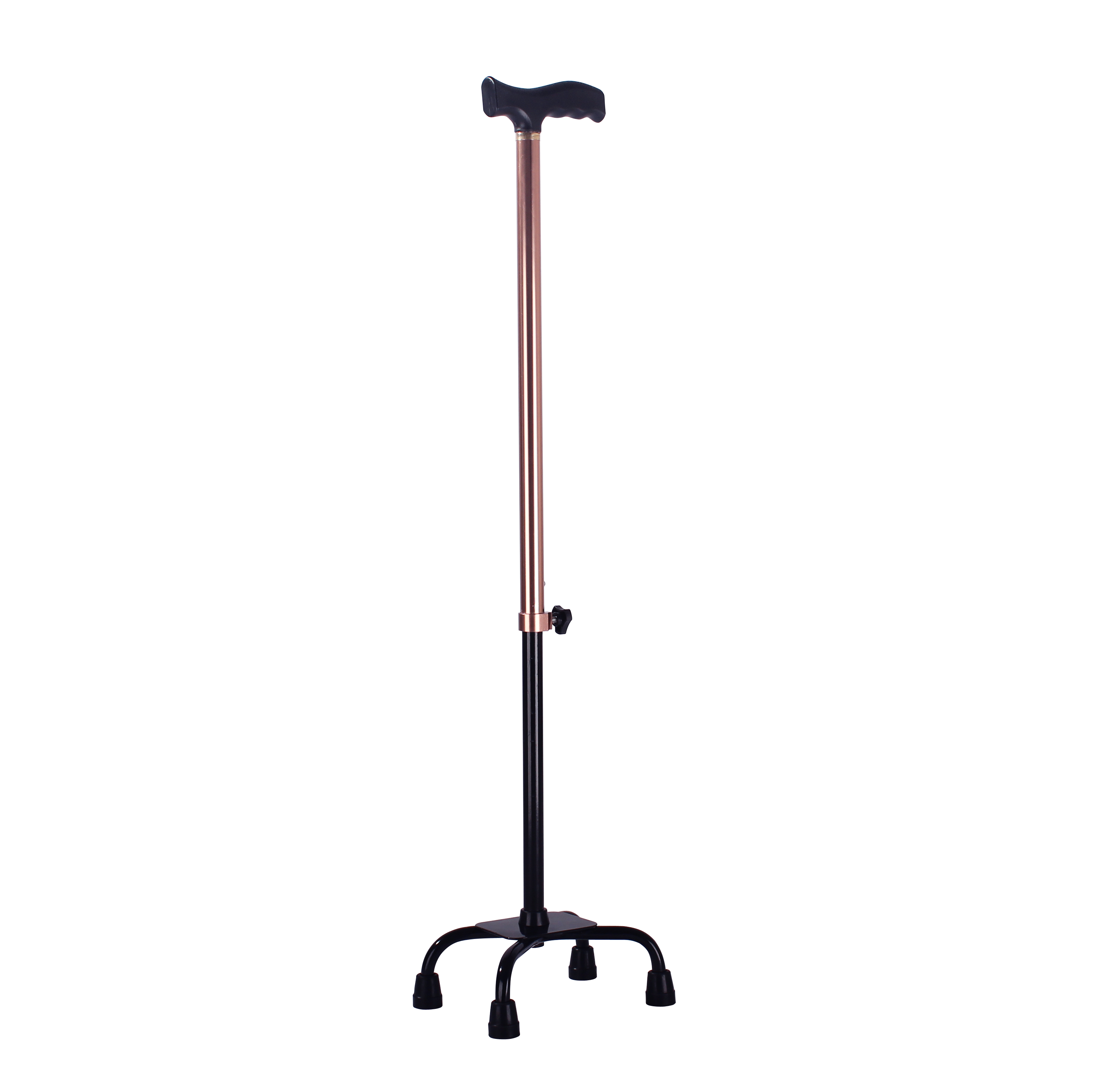 Yade corners cane crutch legs crutches old aluminum telescopic walking stick elderly walker height adjustable 1 fsd