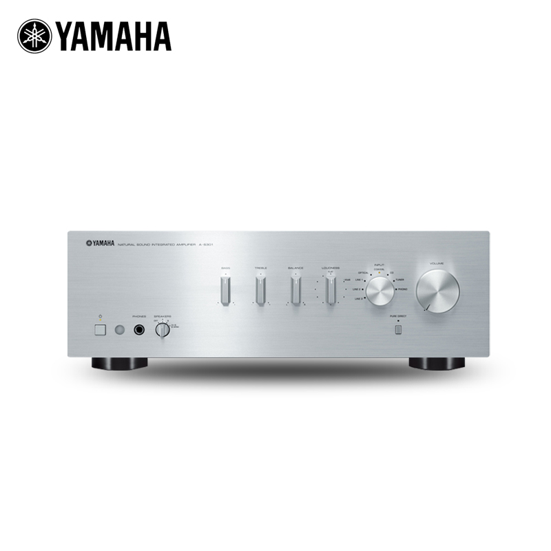 Yamaha/imahara A-S301 fever 2.0 pairs of channel stereo amplifier hifi pure music fidelity