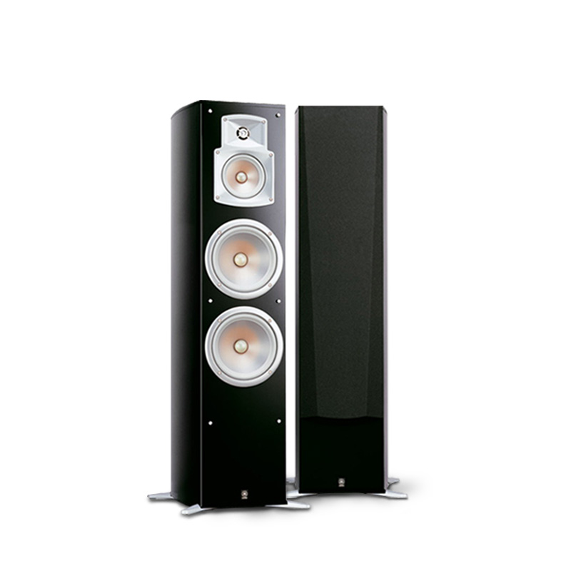 Yamaha/imahara NS-F777 praevia hifi home theater floor speakers one pair of licensed unprofor