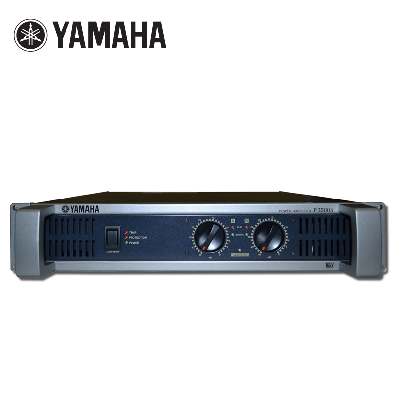 Yamaha/yamaha p3500s professional power amplifier power amplifier performance conference