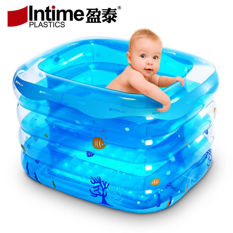 Ying Thai Infants And Young Children Newborn Baby Swimming Pool Inflatable