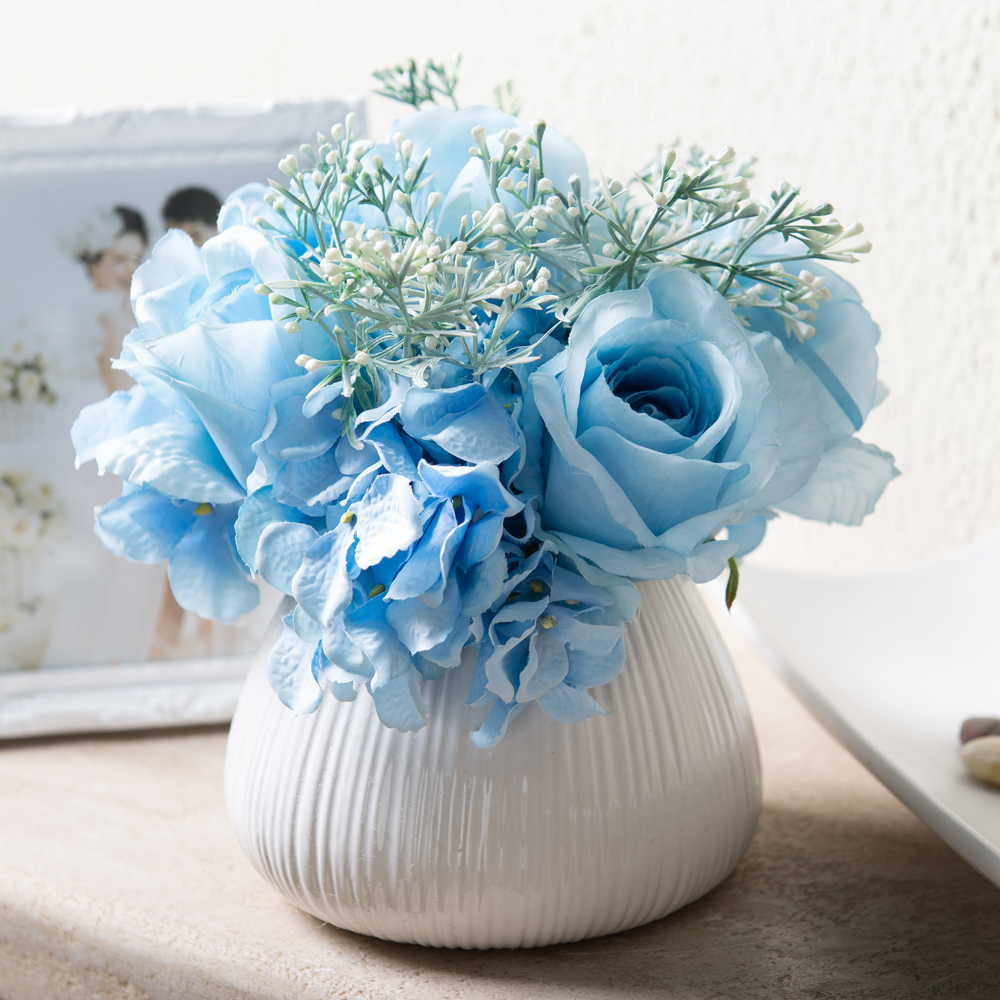 China artificial blue lily china artificial blue lily shopping yixuan light blue calla lily artificial flowers artificial flowers fake floral silk flower floral decoration flower izmirmasajfo