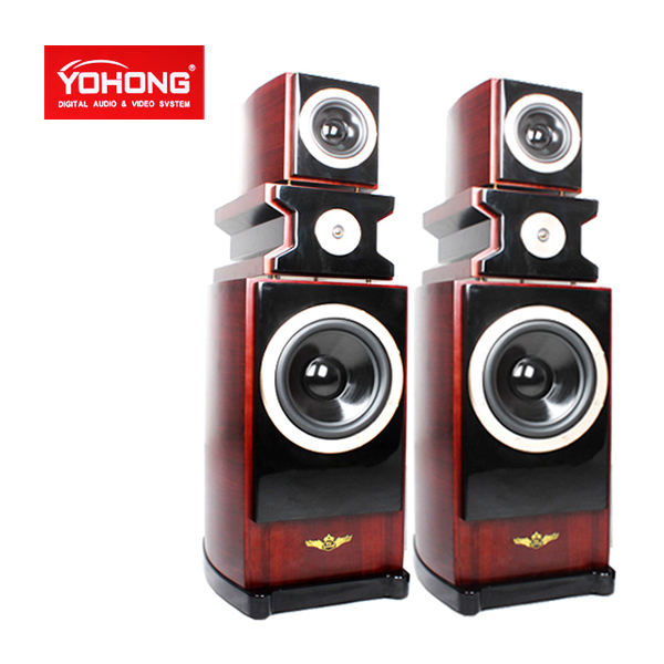 Yohong/english han dt-80 three separate 5.1 home theater sound package hifi acoustic speakers