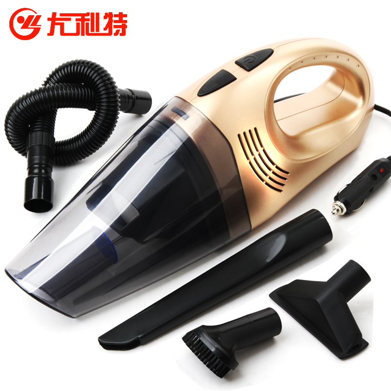 You lite car vacuum cleaner wet and dry vacuum cleaner power mute super suction vacuum cleaner car vacuum cleaner 12 v