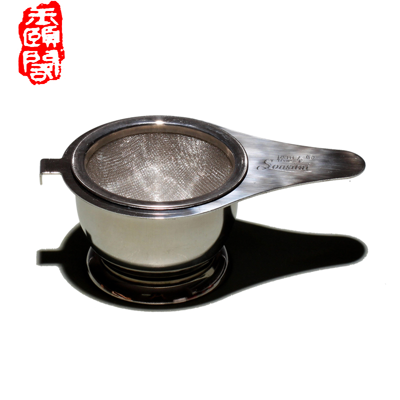 Yu yi ge â â â authentic yixing teapot/tea gift/yixing tea/stainless steel Filter combination