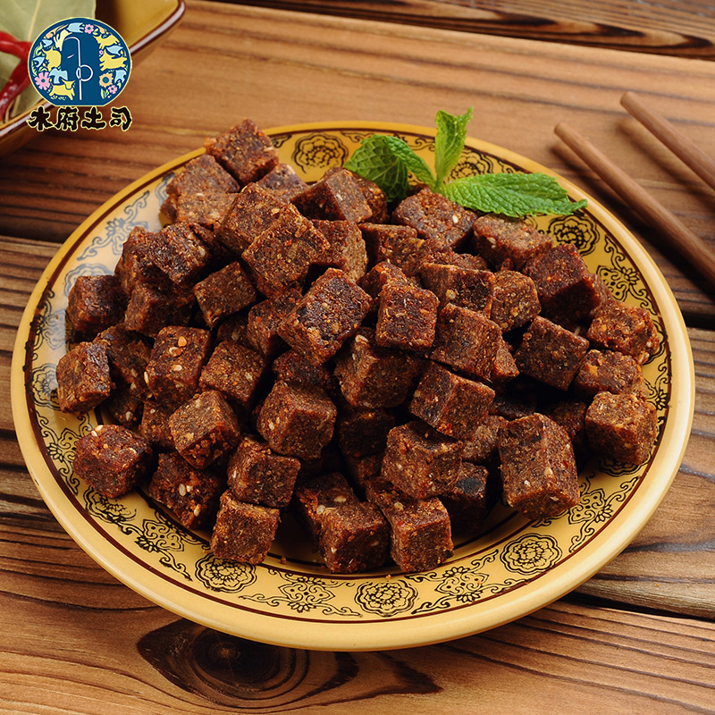 Yunnan specialty snack snack spicy shredded dried beef jerky beef sugar 100ç²cloud southern specialty beef jerky 95g