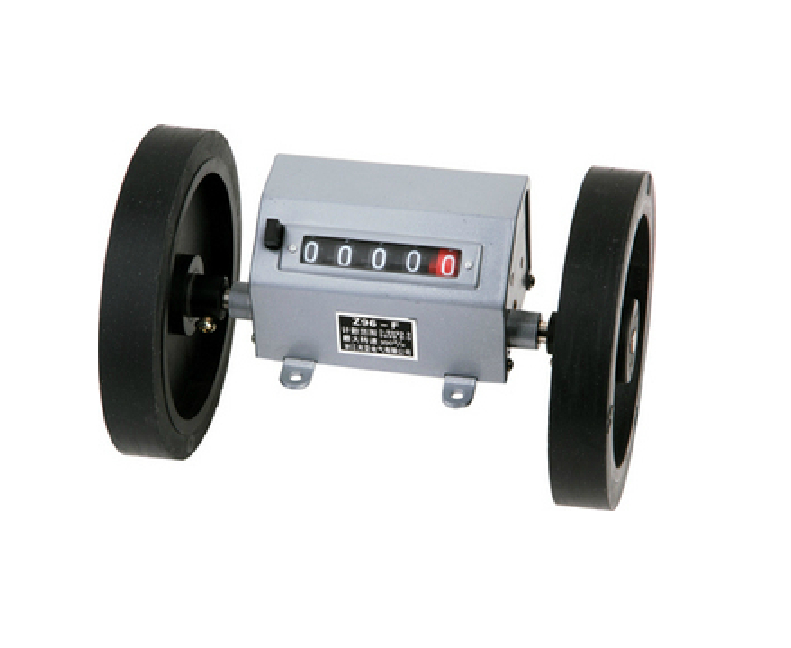 Z96-f counter z96f cumulative meter wheel rollers reversable mechanical counter meters meter measured the length of the
