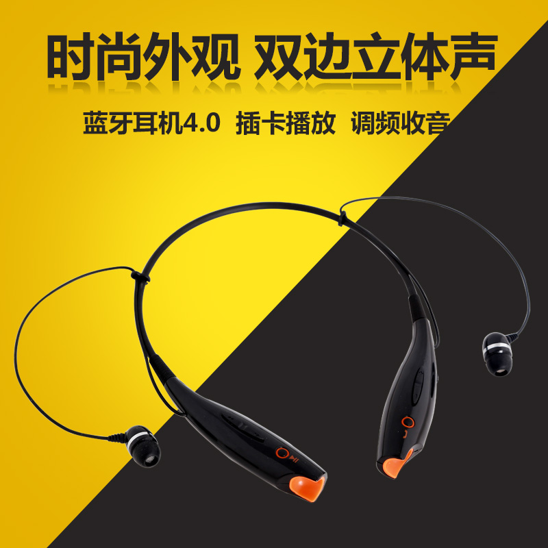 Zealot/zealots z8 wireless bluetooth card headset mp3 headset ear sports headphones headset anti sweat