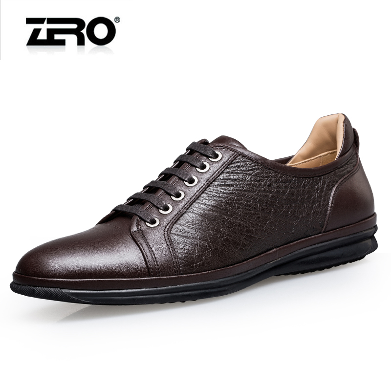 Zero zero men's 2015 autumn paragraph counter with disabilities tide male stitching men's business casual shoes fashion shoes