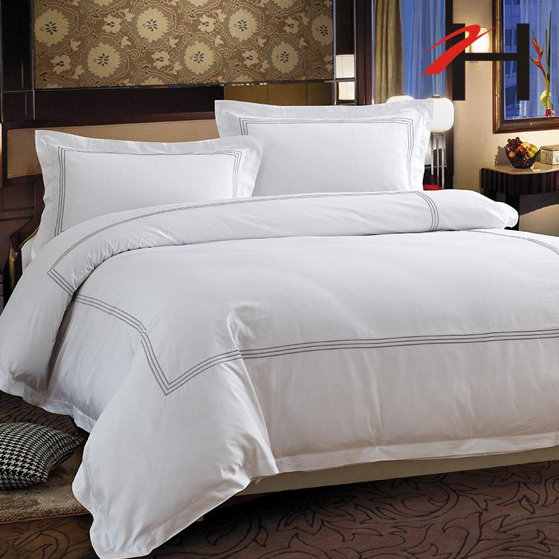 Hotel sateen sheets